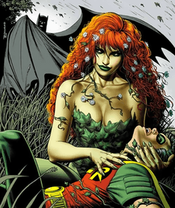 kendra james poison ivy