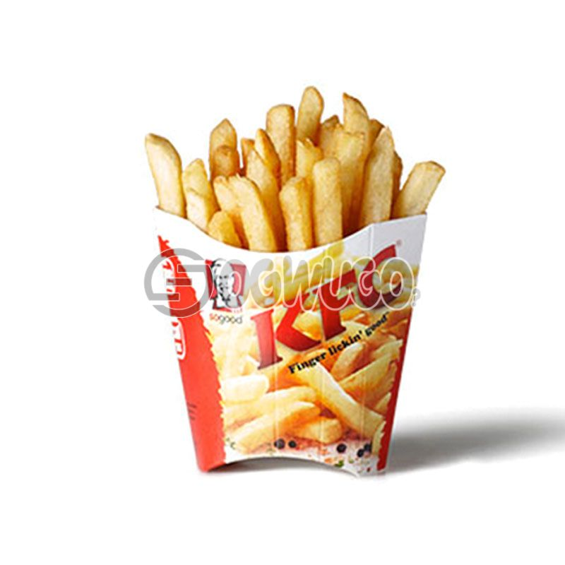 KFC Fiery Fries regular.: unable to load image