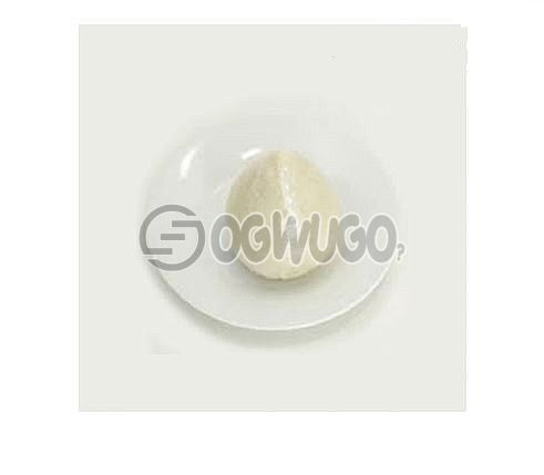 Single Extra Portion of Hot Swallow which can be either Garri, Wheat, Semo, or Fufu
