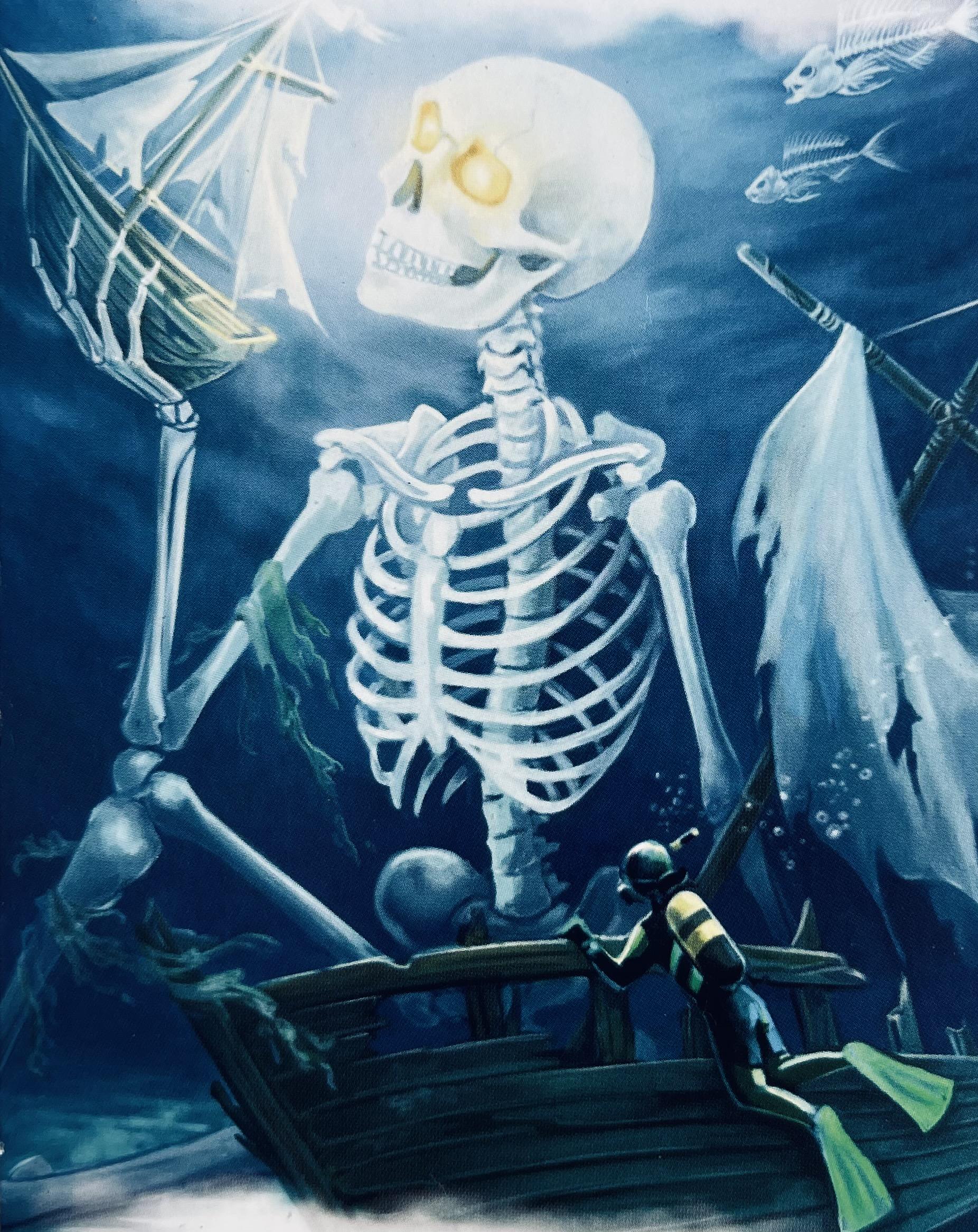 Guardian of Deep Sea