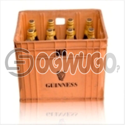 Guinness Foreign Extra Stout (BIG) 12 bottles in a Crate 7.5 alcohol content  60cl bottle size: unable to load image