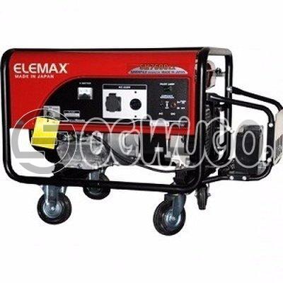 Elemax Honda 7600 Generator