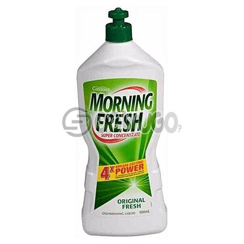 900ml Morning Fresh Zesty Lemon Original with Glycerin, best for dish washing