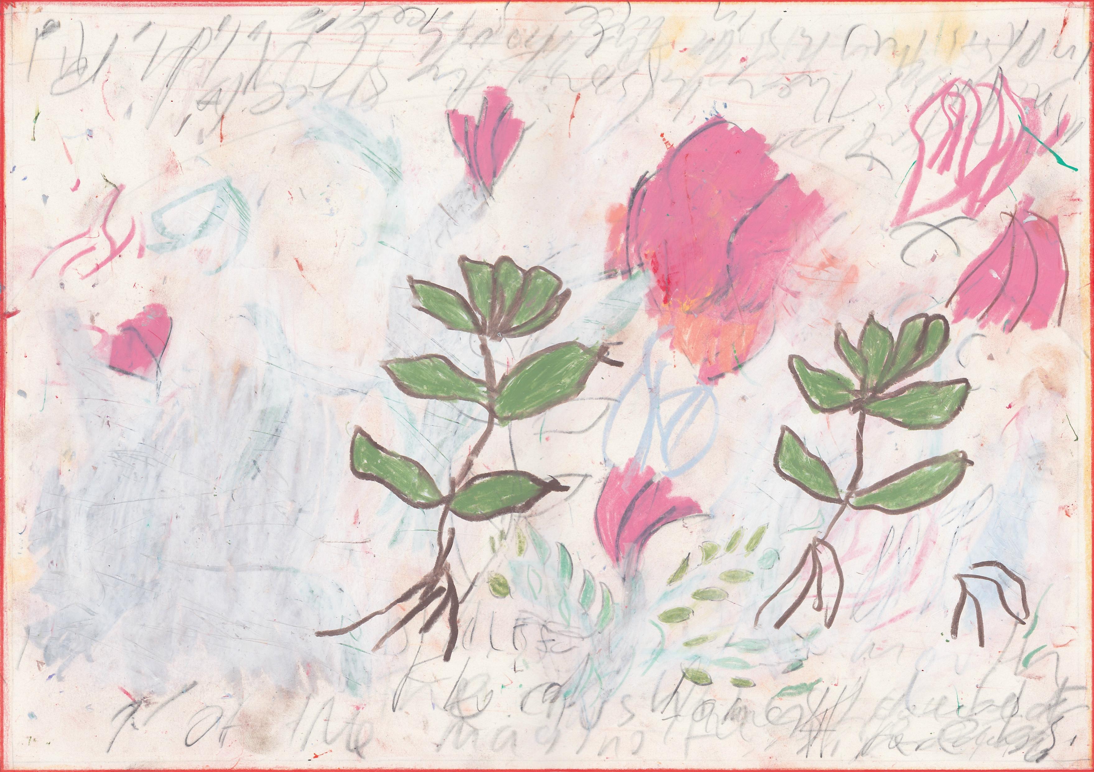 """""""Untitled 4"""" (floral lament)"""