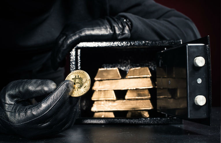 New Blockchain Platform Allows Gold Exchange for Crypto