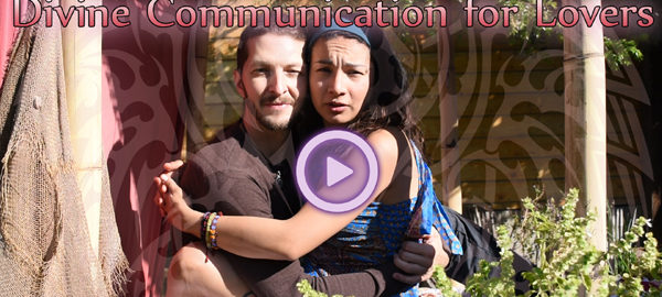 Divine Communication for Lovers Cover