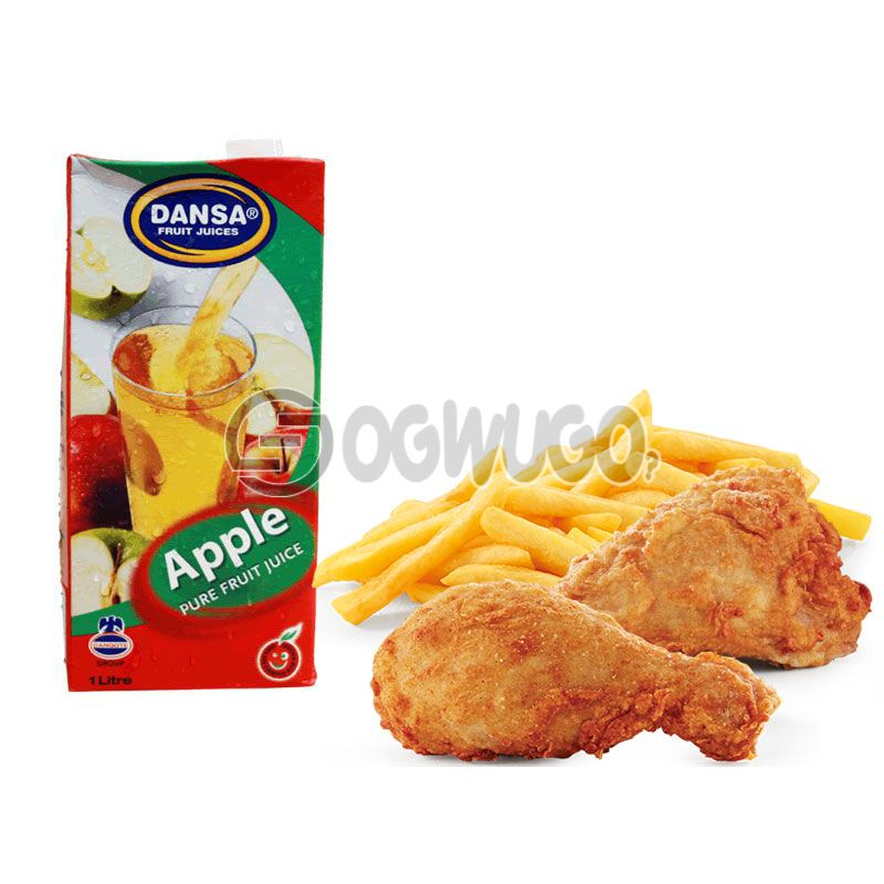 KFC Kid's Chicky Meal