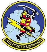 List of United States Air Force fighter squadrons