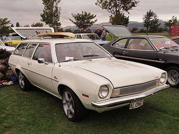 ford pinto commercial