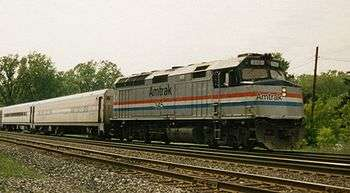 Glossary of North American railway terms