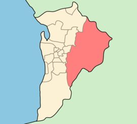 Local government areas of South Australia