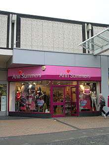 d6c39b5b7f List of current and defunct clothing and footwear stores in the ...