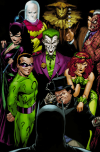 List Of Batman Family Adversaries