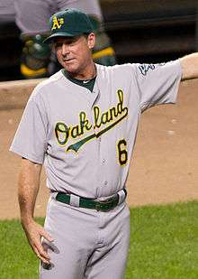 fe77c2353a3 List of Oakland Athletics managers