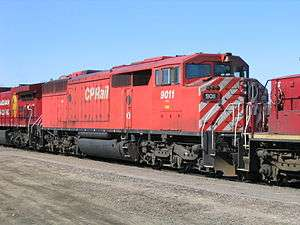 Glossary of North American railway terms on