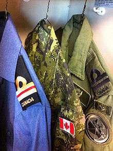 Uniforms of the Canadian Armed Forces