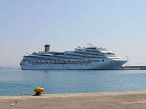 Concordiaclass Cruise Ship - Azura cruise ship wiki