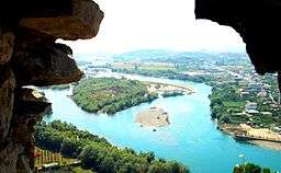 List Of Rivers Of Albania - Alphabetical list of rivers