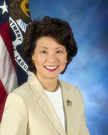 Secretary Of Labor Elaine Chao Was The First Asian American Woman To Serve  In The