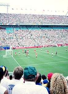 92f5266b71f Republic of Ireland playing Netherlands at the Citrus Bowl in Orlando
