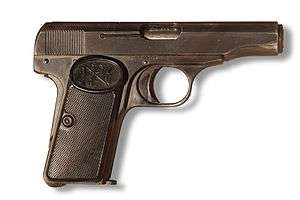 List of semi-automatic pistols