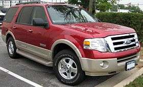Overview Also Called Ford Expedition