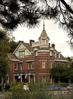 National register of historic places listings in salt lake city francis armstrong house publicscrutiny Choice Image