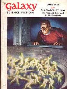 List of works by Frederik Pohl