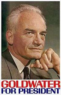 Barry Goldwater Presidential Campaign 1964