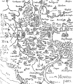 County of Moers