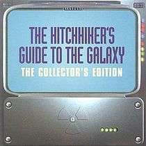 The Hitchhiker's Guide to the Galaxy (radio series)
