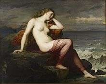 Calypso Mourning The Loss Of Odysseus As He Has Sailed Off From Her Island This Event Occurs Early In Odyssey Is Allowed To Leave And Sets