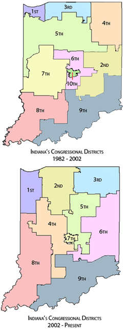Indiana\'s 5th congressional district