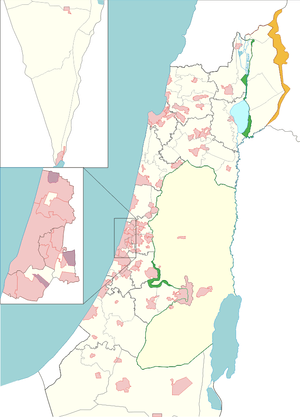 List of Israeli twin towns and sister cities Kfar Vradim Showing Cities Map Of Israeli on