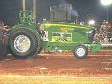 National Tractor Pullers Association