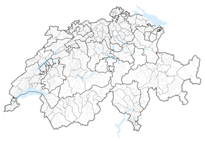 Municipalities of Switzerland