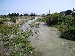 List Of Rivers Of Cyprus - Alphabetical list of rivers