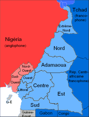 Languages of Cameroon