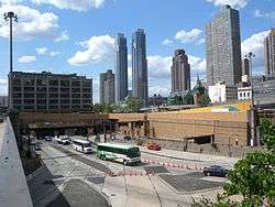 Lincoln Tunnel Expressway