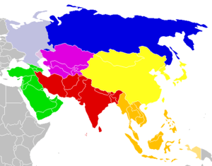 Western asia regions of asia described by the unsd gumiabroncs Image collections