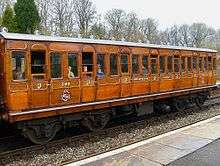 Rolling stock of the Bluebell Railway