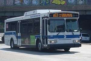 Woodhaven And Cross Bay Boulevards Buses