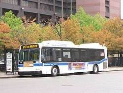 List of bus routes in Staten Island