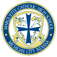 marquette catholic high school michigan city indiana. Black Bedroom Furniture Sets. Home Design Ideas