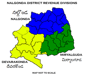 List of districts in Telangana