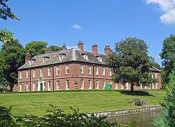 Grade II* listed buildings in Cheshire East