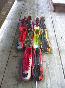 d9806d551 A collection of Mercurial Vapor Superfly II s and Mercurial Vapor Superfly s  in different colorways.