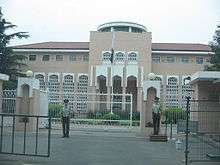 List of diplomatic missions of Pakistan