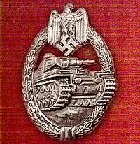 List of military decorations of Nazi Germany