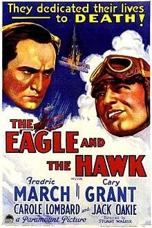 The Eagle And The Hawk 1933 Film